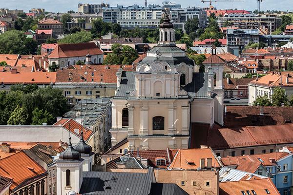 Šv. Dvasios bažnyčia Vilniuje