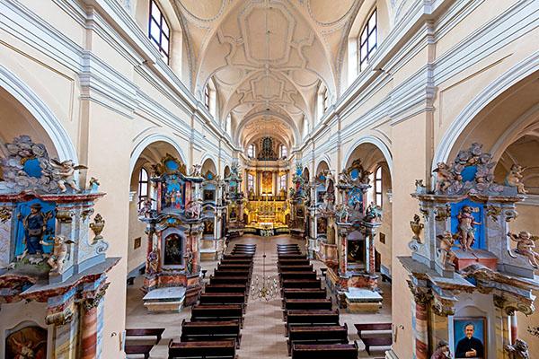 Visų Šventųjų bažnyčia Vilniuje