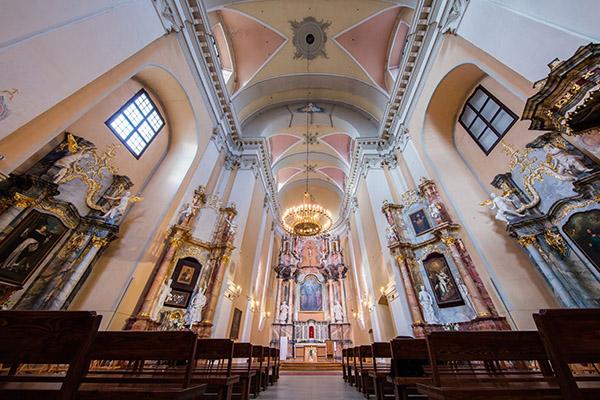 Šv. Pilypo ir Jokūbo bažnyčia Vilniuje
