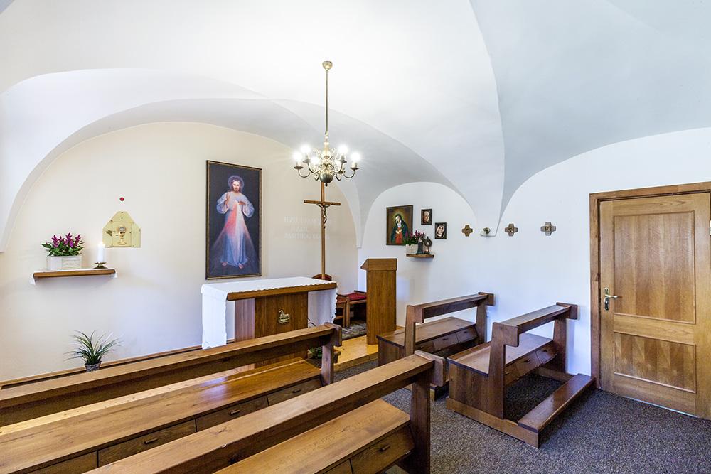 Gailestingojo Jėzaus seserų vienuolynas
