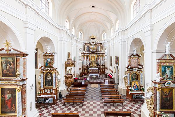 Trakai Basilica